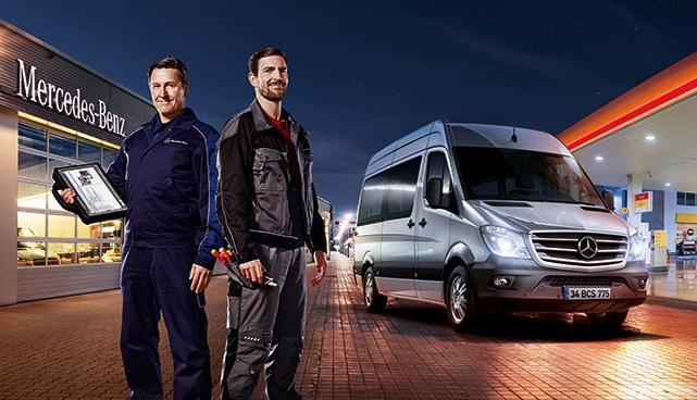 Mercedes-Benz Hafif Ticari Araçlar Satış Sonrası Kampanyaları
