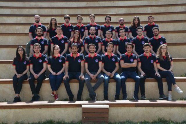 Shell Eco-Marathon Dünya Finalinde Ankara TED Üniversitesi AlecTED Takımına Özel Ödül!