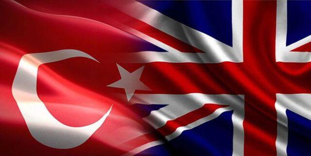 Türkiye-İngiltere Serbest Ticaret Anlaşması imzalandı