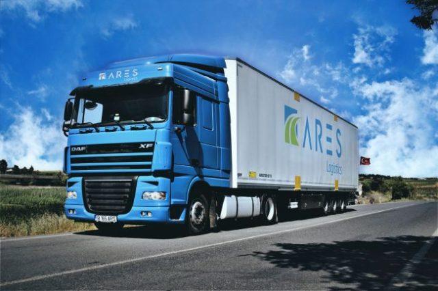 Ares Logistics Avrupa'yı Azerbaycan ve Gürcistan'a Taşıyacak